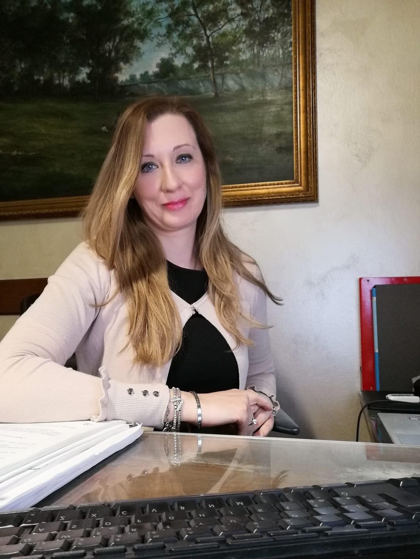 Carmen Luana Tarquinio Direttore di Struttura CRA Villa Serena